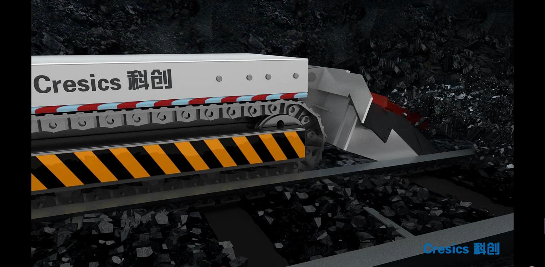 三维工业机械动画是如何制作呢